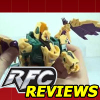 Unique Toys Hagen and Ordin Cutthroat and Abominus Review