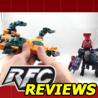 Unique Toys Fenrir Not Transformers Sinnertwin Review