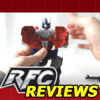 Transformers Voyager Optimus Prime from the Combiner Wars Review