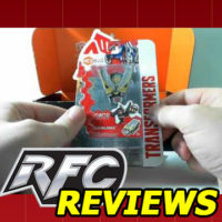 Loot Crate Transform Transformers June 2014 Unboxing