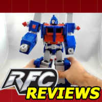 Transformers Masterpiece Ultra Magnus MP22 Review