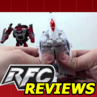 Transformers Combiner Wars Deluxe Brake Neck and Quickslinger Review