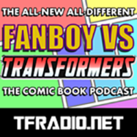 Fanboy vs Transformers Episode 3: The James Roberts Interview