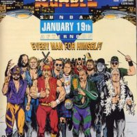 Take 4 Wrestling – 001: Royal Rumble 1992