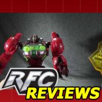 TFCon Exclusive Planet X PX-06B Hephaestus (Dinobot Fireblast Grimlock) Review