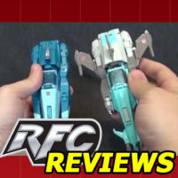 Transformers Deluxe Titans Return Brainstorm Review