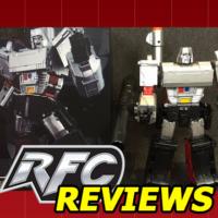 Maketoys RE:Master MTRM-08 Despotron (Not Masterpiece Megatron) Review