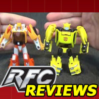 Hasbro Legends Titans Return Bumblebee Review