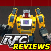 Fans Toys FT-18 Lupus (Not Masterpiece Headmaster Weirdwolf) Review