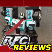 Fans Hobby MasterBuilder MB-01 ARCHENEMY (NOT RID Scourge) (Test Shot) Review