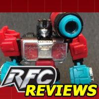 Hasbro Transformers Titans Return Deluxe Perceptor with Headmaster Convex Review