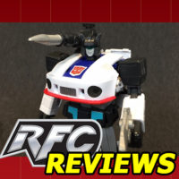 Maketoys RE:Master MTRM-09 Downbeat (Not Masterpiece Jazz) Review