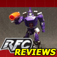 Fans Toys Sovereign FT-16 Final Retail Version (Not Masterpiece Galvatron) Review