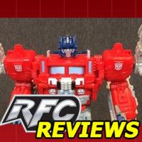 Takara Legends LG 35 Super Ginrai (Optimus Prime) Transformers Review