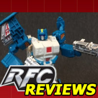 Hasbro Transformers Titans Return Deluxe Autobot Topspin with Freezeout Review