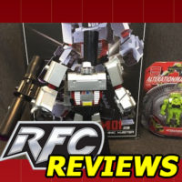 Zhan Jiang Mechinic Master M01 Voyager Sized Not Transformers Megatron Review