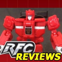 Transformers Titans Return Legends Fastclash Fastlane (from the Chaos on Velocitron Box Set) Review