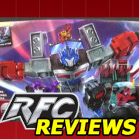 Transformers Titans Return Chaos on Velocitron Box Set Quick Look