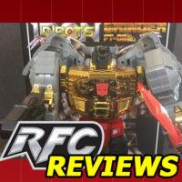 Fans Toys FT-08 Dibots No. 5 Grinder (Masterpiece Grimlock) Transformation Only