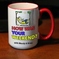 How Was Your Weekend 006: High School Graduation