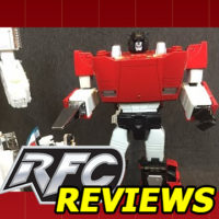 Tanaka MPF-12 Lambor (Upscaled Masterpiece Sideswipe) Review