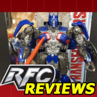 Transformers Optimus Prime The Last Knight Voyager Class Review