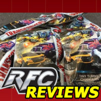 Transformers The Last Knight Tiny Turbo Changers bind bag opening!