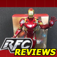 Hot Toys 1/6th Scale Power Pose Iron Man Mark XLVI Review
