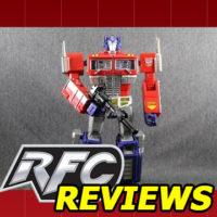 Wei Jiang MPP10 Deformation Era (KO Upscaled Masterpiece Optimus Prime MP10) Review