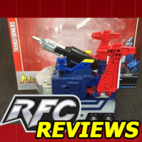 Takara Tomy Transformers Legends LG 42 Godbomber with Super God Ginrai Review