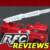 Transformers Masterpiece MP-33 Inferno Review