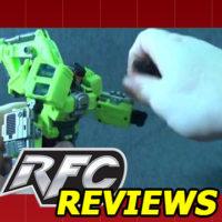 Generation Toy GT-1C Scavenger Gravity Builder (Not Devastator) Review