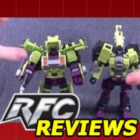 Generation Toy GT-1D Bonecrusher Gravity Builder (Not Devastator) Review