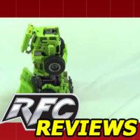 Generation Toy GT-01A Scraper Not Devastator Scrapper Review
