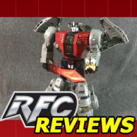 Fans Toys Stomp Test Shot (Not Masterpiece Dinobot Sludge) Review