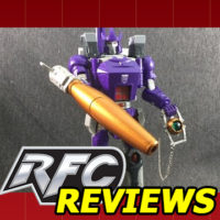 DX9 D07 Tyrant (Not Masterpiece Galvatron) Review