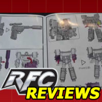 Generation Toy Gravity Builder Megasorry / Tyrant (Not Megatron) Review