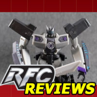 Hasbro Transformers Robots in Disquise RID Warrior Class Megatronus Review