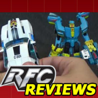 Shapeways Titan Master Head Adapter for Generations Deluxe Nightbeat and Goshooter UPDATE!!