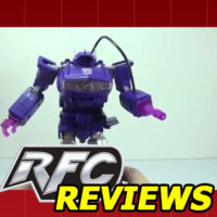 FansToys Quakewave FT 03 Not Masterpiece Shockwave Review
