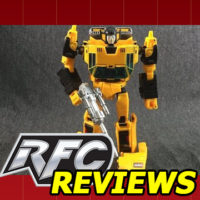 Badcube OTS-08 Sunsurge (Not Masterpiece Sunstreaker) Review