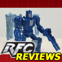 Transformers Titans Return Deluxe Scourge with Fracus Review