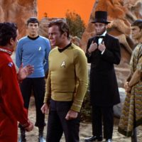 "Superhero Time Presents: That One Episode Of Star Trek ""The Savage Curtain"""