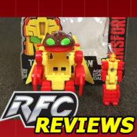 Transformers Titans Return Titan Master Repugnus Review