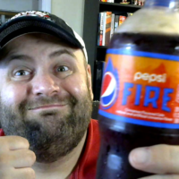 Happy Day in Wilkes – 037: Brian tries out Pepsi Fire