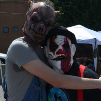 Happy Day in Wilkes – 039: North Wilkesboro Zumba Apocalypse