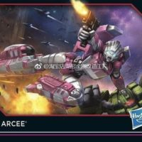 The Emergency DonCast – Titans Return Arcee Card Art Leaked