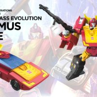 RFC Extra – 034: Transformers Reveals from SDCC. Rescue Bots, Power of the Primes and more!