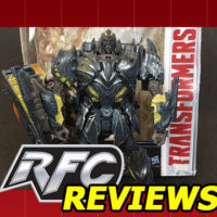Hasbro Transformers The Last Knight Premier Edition Leader Class Megatron Review
