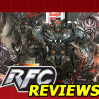 Wei Jiang MW-001 Rendsora (Upscaled Transformers Voyager The Last Knight Movie Megatron) Review